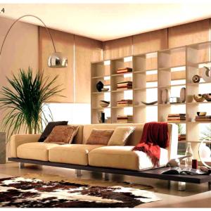 Sofa gỗ - nỉ 032
