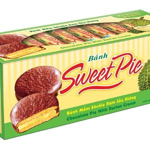 Bánh Sweet Pie hương Sầu Riêng 440g