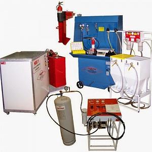 Bảo trì nạp sạc bình chữa cháy