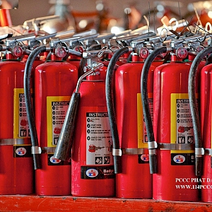 Dịch vụ cung cấp bình chữa cháy, ...
