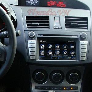Đầu DVD cho xe 75084A01 (Mazda3 2010)