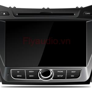 Đầu DVD cho xe Hyundai Santa Fe ...