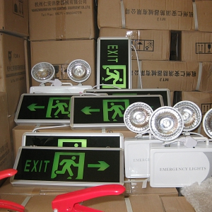 Đèn sự cố AED, đèn khẩn cấp ...