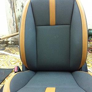Hình ảnh ghế da tại nhà