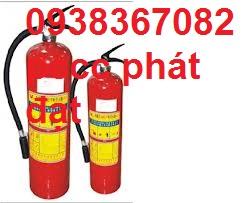 Nạp sạc bình chữa cháy Bột BC,bột ...