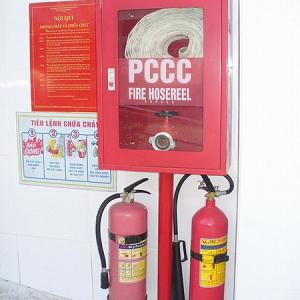 tủ chữa cháy ngoài nhà,tủ chữa cháy ...