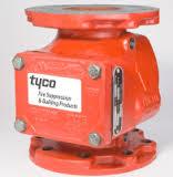 Van chữa cháy Tyco,van báo động tyco,alarm ...