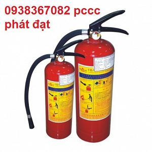 Bình chữa cháy BC MFZ4