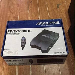 Sub Alpine PWE- T080OC