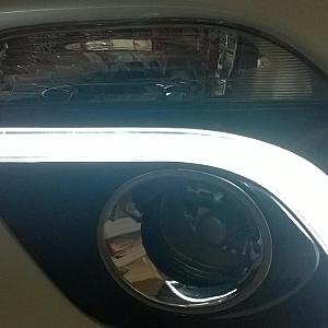 Đèn gầm Mazda 3-2015