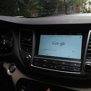 Màn hình S160 cho xe Accent