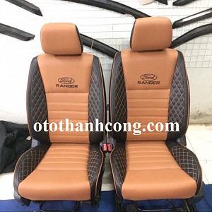 Bọc ghế da công nghiệp xe Ranger- ...