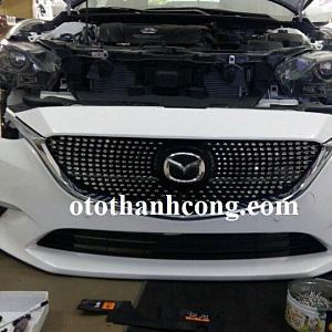 Mazda 6 độ mặt ca lăng sao ...