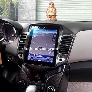 Màn hình Android theo xe CRUZE