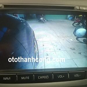 Video lắp camera tiến trên gương phụ ...