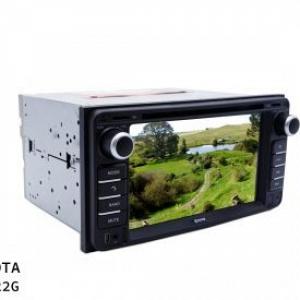 DVD Innova/Fortuner GPS