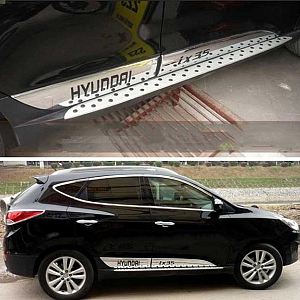 Nẹp sườn xe Hyundai Tucson IX35