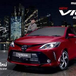 Phụ kiện xe Toyota Vios 2019