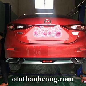 Líp chia pô Mazda 3 M2