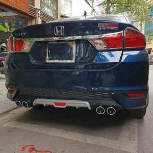Độ pô cho xe Honda City 2017, ...