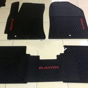 Thảm cao su theo xe Hyundai Elantra