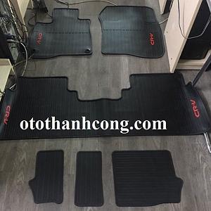 Lót sàn theo xe Honda CRV 2018-2019