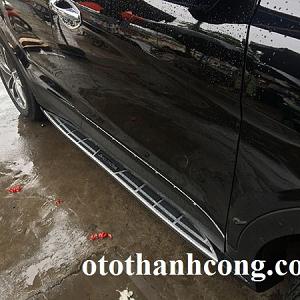 Bậc bệ bước chân Hyundai Santafe mẫu ...