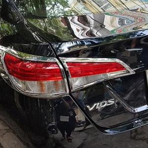 Viền đèn sau xe Toyota Vios 2019