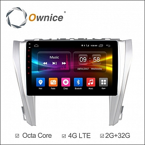 Đầu Android C500+ theo xe Toyota Camry ...