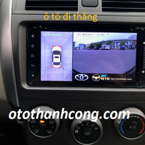 Camera 360 độ ô tô 2D