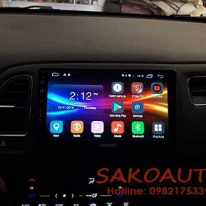 Đầu màn hình dvd Android Honda HR-V