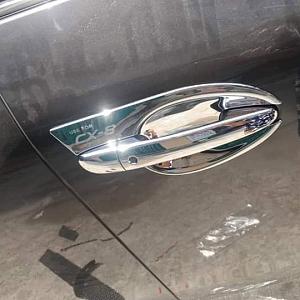 Chén cửa, hõm cửa Mazda cx8